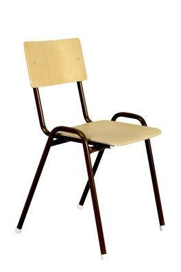 chaise de collectivit bois simon bureau. Black Bedroom Furniture Sets. Home Design Ideas