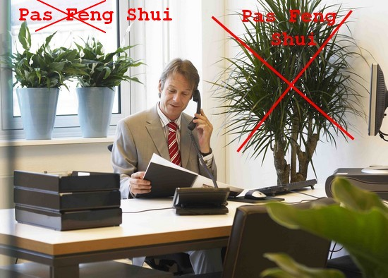 amenager son bureau feng shui