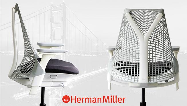 Herman Miller fauteuil